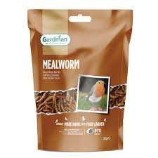 Mealworm Pouch 100g