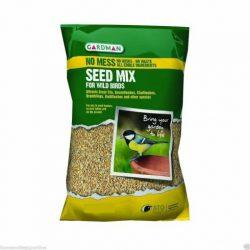 No Mess Seed Mix 1Kg