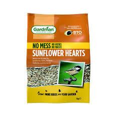 Sunflower Hearts 1kg
