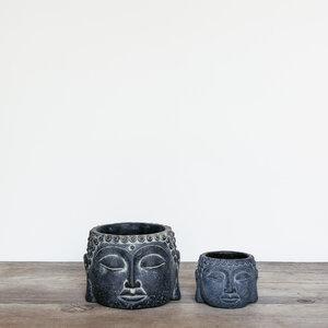 Buddha Pot Black