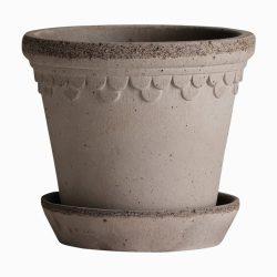Copenhagen Pot, Grey