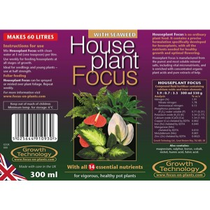 Houseplant – Feed / Nutrition