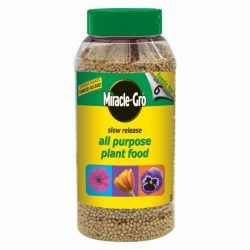 Miracle Slow Release Plant Food 1Kg