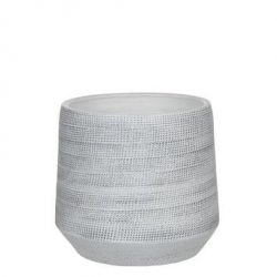 Guido Pot Round – Off White