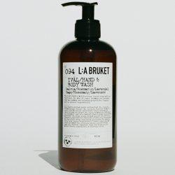 La Bruket Hand & Body Wash – Sage, Rosemary & Lavender (Large)