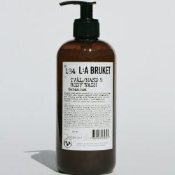 La Bruket Hand & Body Wash – Geranium (Large)