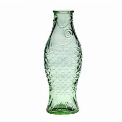 Green Transaparent Bottle – Fish & Fish Tableware Collection