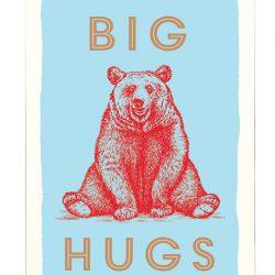 Big Bear Hugs – Card