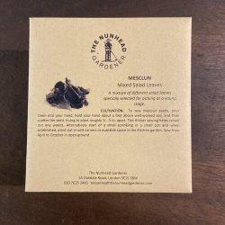 Mesclun – Mixed Lettuce