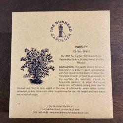 Parsley – Gigante D'Italia