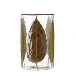 Lantern Leaf Vase Style