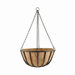 35cm (14″) Blacksmith Hanging Basket