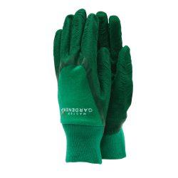 Master Gardener Gloves Green (Large)