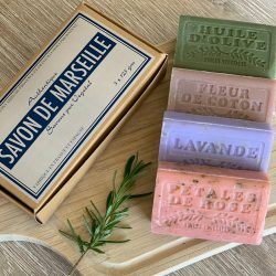 Marseilles Soap (Choose your favourite scent)