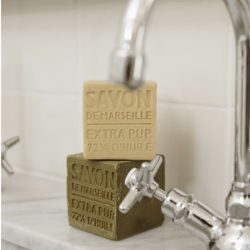CUBE OF MARSEILLE SOAP 400G OLIVE