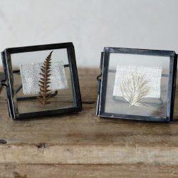 Tiny Danta Frame – Antique Black – Set of 2