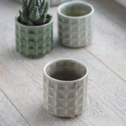 Sorrento Pot in Small Stone