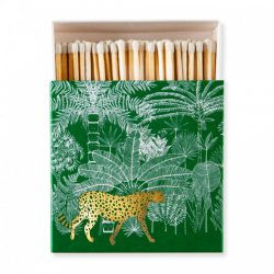 Cheetah in Jungle boxed matches