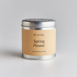 Spring Flower Scented Tin Candle