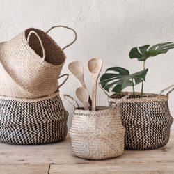 Ekuri Basket – Natural