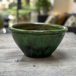 Burmese Bowl Green – Small