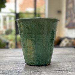 Burmese Tom Pot Green – Medium