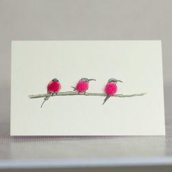Mini Carmine Bee Eater Birds