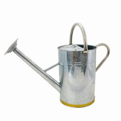Metal Watering Can – Copper Trim